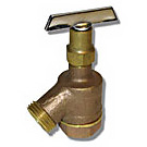 Image of 203TL Brass Loose Key Garden Valve