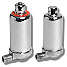 Image of AVA & ADJ Radiator Air Valve - Angle