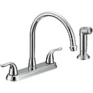 Image of Two Handle Kitchen Faucet, Job Pack BL-260CWJP