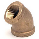 Image of Brass Pipe Fittings - Domestic