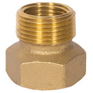 Image of Hose Adapters - Brass - FGHT