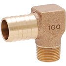 Image of IBHLLF Lead Free Brass Hydrant Adapter