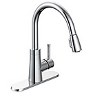 Image of Single Handle Pulldown Kitchen Faucet PD-150C