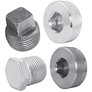 Image of Steel Plugs and Bushings