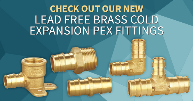 Wholesale Lead Free Pipe Fittings, Pipe Nipples, and Valves